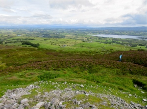 Carrowkeel in the Bricklieve Mountains.
